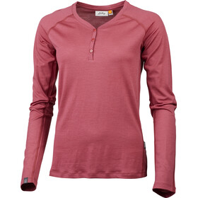 d140fc783 Lundhags Gimmer - Camiseta de manga larga Mujer - rosa
